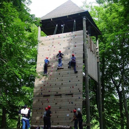 High Ropes Course Kendal, Cumbria