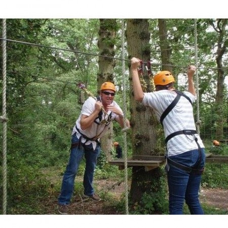 High Ropes Course Winchester, Hampshire