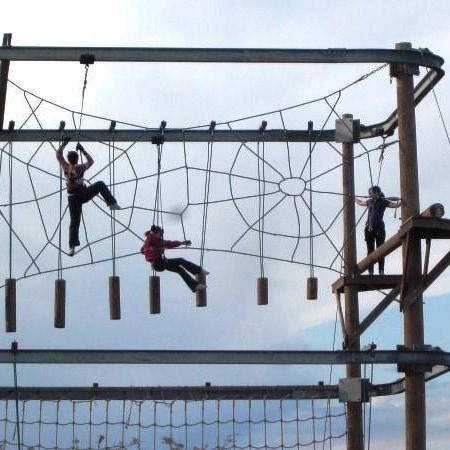 High Ropes Course Balbriggan